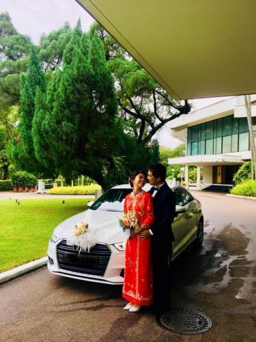 Audi A3 wedding (2)