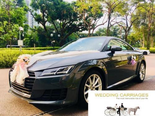 WeddingCarriages Audi TT 2018