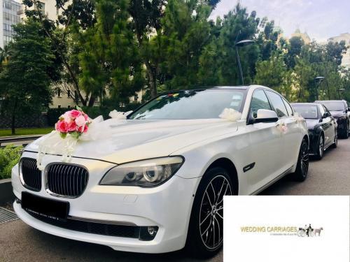 WeddingCarriages BMW740