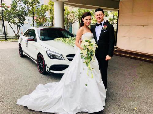 Mercedes C AMG Wedding