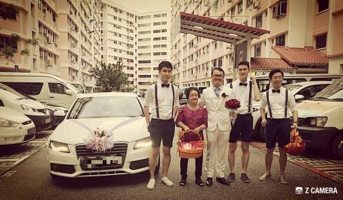 Wedding A4