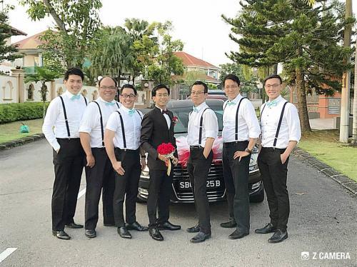 Wedding A8L