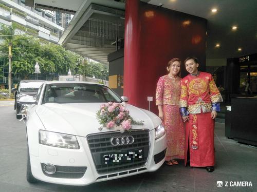 Wedding Audi A5