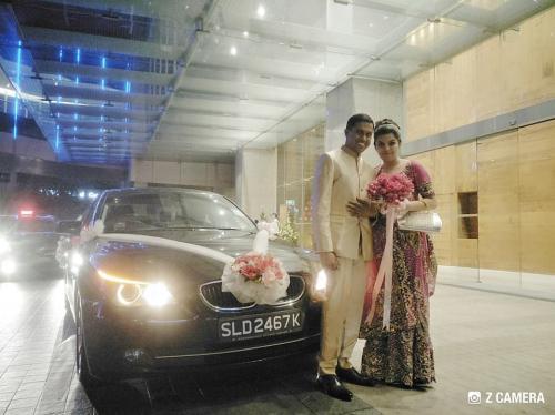 Wedding BMW5