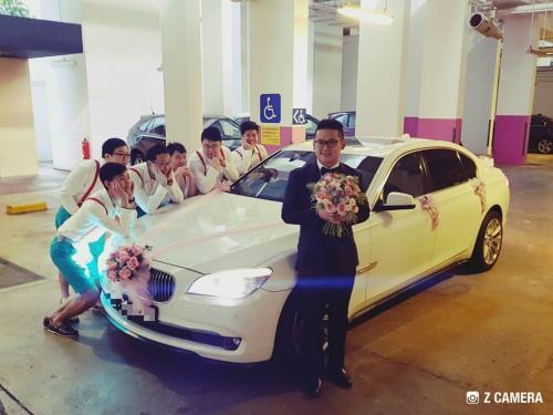 Wedding BMW7.1