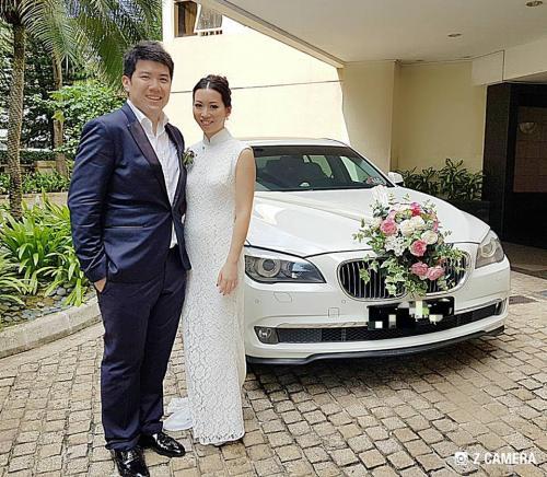 Wedding BMW7.2