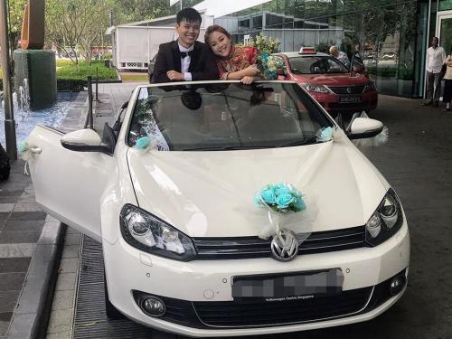 Wedding Cabriolet