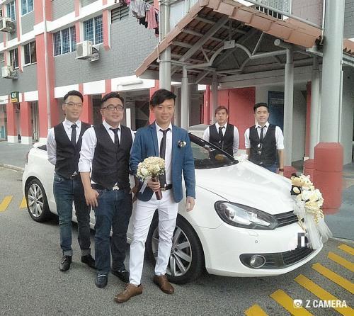 Wedding Cabriolet 3