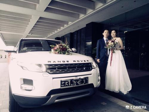 Wedding range Rover 2