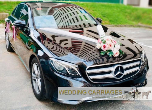 WeddingCarriages Mercedes E series 9G