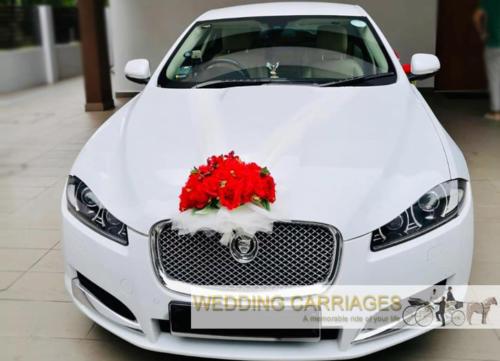 WeddingCarriages Jaguar XF