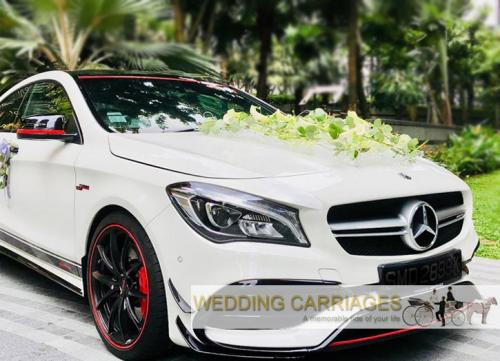 WeddingCarriages Mercedes C45 AMG