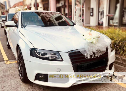WeddingCarriages Audi A4