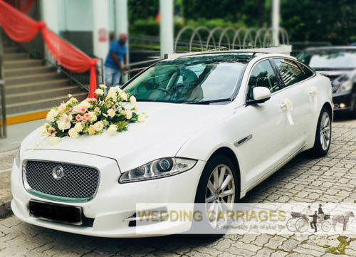 WeddingCarriages Jaguar XJL